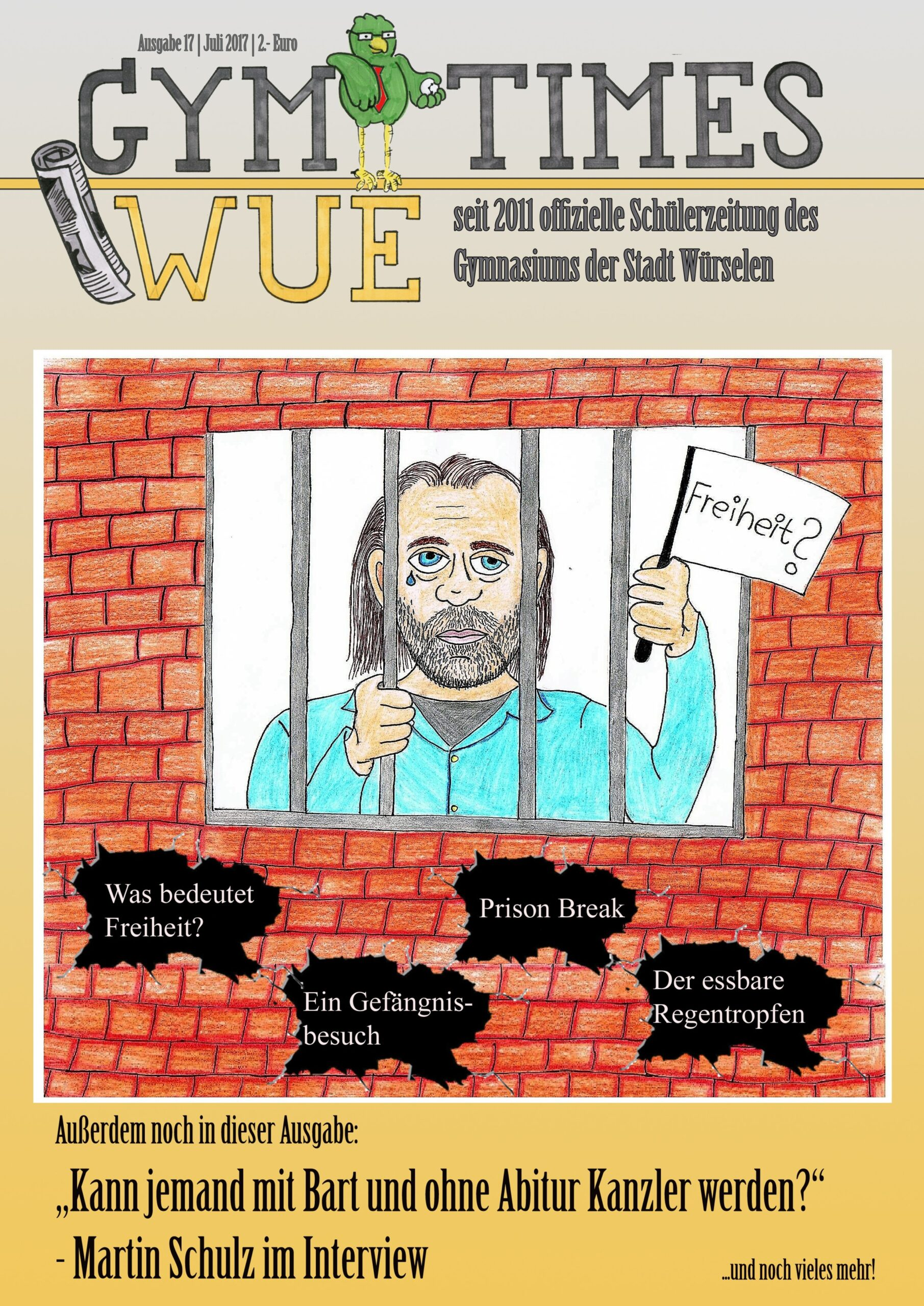 Cover von Ausgabe 17