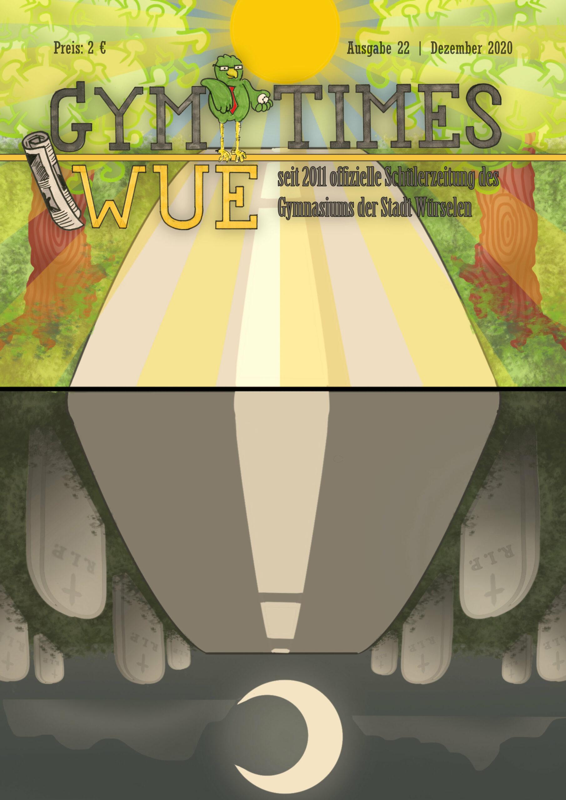 Cover von Ausgabe 22