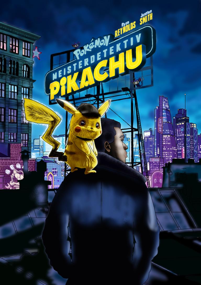 Foto zu Filmreview: Pokémon Meisterdetektiv Pikachu